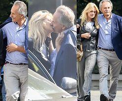 Rozanielona Torbicka całuje się na randce z mężem (ZDJĘCIA)