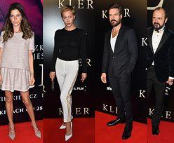 """Gwiazdy na premierze filmu """"Kler"""": Rosati, Warnke, Stramowski, Jakubik z żoną... (ZDJĘCIA)"""