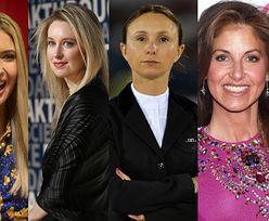 Najsłynniejsze miliarderki świata: rosyjska Paris Hilton, wnuczka Grace Kelly, największa oszustka w Dolinie Krzemowej