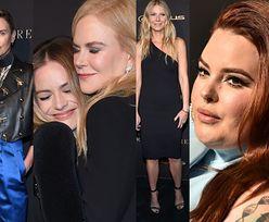 Posągowa Nicole Kidman, męska Charlize Theron i pewna siebie Tess Holliday na gali ELLE Women (ZDJĘCIA)