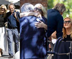 Zakochana Torbicka przytula się do męża (ZDJĘCIA)