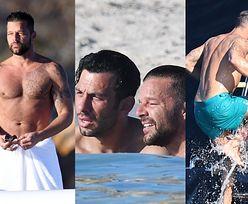 Ricky Martin z mężem i przyjaciółmi wygrzewają się na włoskim wybrzeżu (ZDJĘCIA)