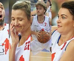 Celebryci na charytatywnym meczu koszykówki: Gortat, Radwańska, Koroniewska, Musiał (ZDJĘCIA)