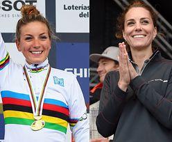 Francuska kolarka z Rio jest sobowtórką Kate Middleton? (ZDJĘCIA)