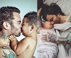 Hit sieci: wzruszające zdjęcia ojców z dziećmi! (ZDJĘCIA)