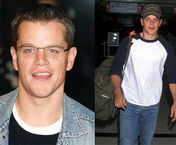 Matt Damon skończył dziś 45 lat! (ZDJĘCIA)