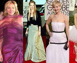 Złote Globy: Zobaczcie najgorsze stylizacje ostatnich lat! (ZDJĘCIA)