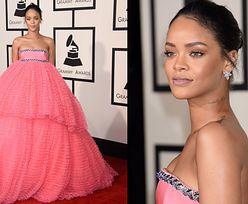 Grammy 2015: Rihanna, Miley bez makijażu, stylowe Beyonce i Jane Fonda! (DUŻO, DUŻO ZDJĘĆ!)