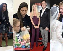 ZDJĘCIA TYGODNIA: Marina robi zakupy w Biedronce, a siostra Godlewska imprezuje w izbie wytrzeźwień...