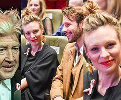 TYLKO U NAS: Rozpromieniona Boczarska i David Lynch otwierają festiwal filmowy (ZDJĘCIA)