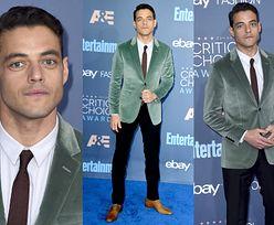 Rami Malek - najlepiej ubrany aktor młodego pokolenia? (ZDJĘCIA)
