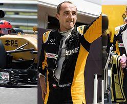Robert Kubica testuje bolid Renault na Węgrzech. Zrobił 142 okrążenia! (ZDJĘCIA)