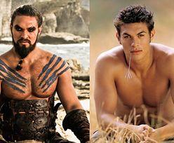 """Tak wyglądali kiedyś aktorzy """"Gry o tron""""..."""