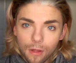 Transseksualna blogerka pokazuje proces zmiany płci! (ZDJĘCIA)