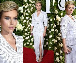 Scarlett Johansson, Uma Thurman i 70-letnia Glenn Close na gali Tony Awards (ZDJĘCIA)