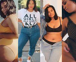 Nowa modelka plus size robi karierę w branży. Zdetronizuje Ashley Graham? (ZDJĘCIA)
