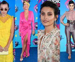 Idolki nastolatek na gali Teen Choice: Paris Jackson, Zendaya, Rita Ora... (ZDJĘCIA)
