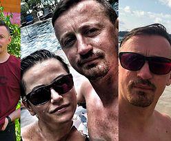 """Adam Małysz pojechał na wakacje do Tajlandii. """"Z osobistą żonką"""" (ZDJĘCIA)"""