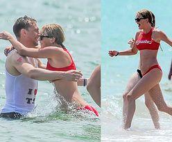 Swift i Hiddleston przytulają się w morzu (ZDJĘCIA)