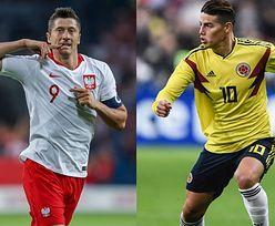 Mundial 2018: Lewandowski kontra Rodriguez