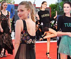 """Wenecja 2017: zjawiskowa Amanda Seyfried i """"aniołki"""" Victoria's Secret na czerwonym dywanie (ZDJĘCIA)"""
