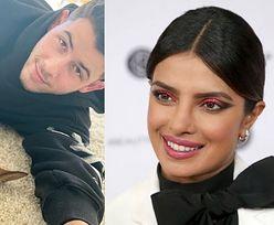 """Nick Jonas i Priyanka Chopra świętują """"prawie pierwszą rocznicę ślubu"""". Aktorka podarowała ukochanemu... szczeniaka (FOTO)"""