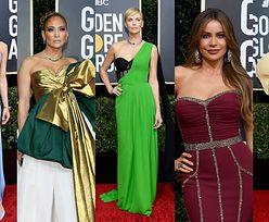 Złote Globy 2020: posągowa Renee Zellweger, zniewalająca Charlize Theron, Jennifer Lopez, Cate Blanchett i wielu innych (DUŻO ZDJĘĆ)