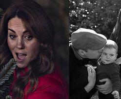 Księżna Kate i książę William składają bożonarodzeniowe życzenia, publikując rodzinną fotografię... bez KSIĘŻNEJ KATE (FOTO)