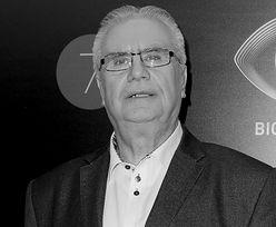 Janusz Dzięcioł nie żyje. Zginął w wypadku samochodowym