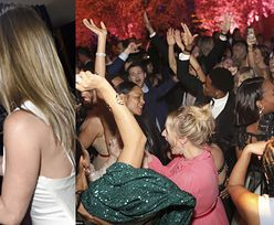 Brad Pitt i Jennifer Aniston BAWILI SIĘ RAZEM na after party po SAG Awards!