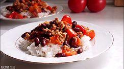 Sprawdzony przepis na chili con carne prosto z teksańskiej prerii