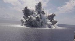 Eksplozje na oceanie. Potężne testy amerykańskiej marynarki