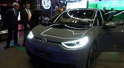 Frankfurt 2019: Volkswagen ID.3. Elektryczny przełom