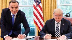 Donald Trump a Polska. Tak zapamiętamy jego prezydenturę
