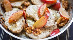Najlepszy przepis na polędwiczki wieprzowe z jabłkami i orzechami