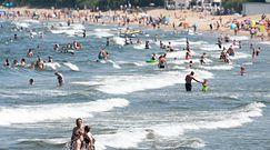 Wypadki podczas wypoczynku nad morzem. Bałtyk jednym z najniebezpieczniejszych mórz  na świecie