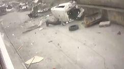 Przerażające wideo z Turcji. Oto, co nagrał monitoring