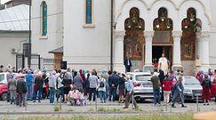 Kościoły przepełnione? Policja ujawnia nowe informacje
