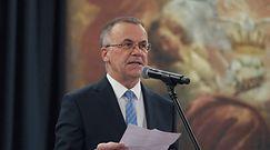 Wiceminister z PiS Jarosław Sellin odpowiada Izraelowi