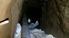 Tunel pod więzieniem w Peru. Niepokojące odkrycie policji