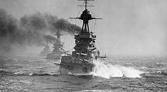 Tysiące ludzi i dziesiątki okrętów na dnie. Niezwykłe zdjęcia bitwy jutlandzkiej