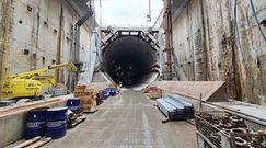 Tunel w Świnoujściu. Prace nad niezwykłą inwestycją nabierają tempa