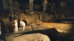 Eksperci: sarkofag w Czarnobylu trzyma już tylko grawitacja