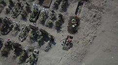 Koronawirus w Meksyku. Dramatyczna sytuacja na cmentarzach