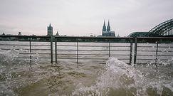 Potężne opady deszczu w Niemczech. Są ofiary śmiertelne