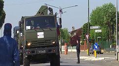 Rosyjska armia we Włoszech. Wszystko z powodu koronawirusa