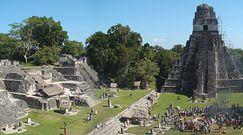 Tikal - opuszczone miasto. Zagadka Majów rozwiązana