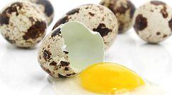 Jaja przepiórcze - właściowści
