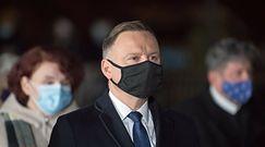 Andrzej Duda ostro skrytykowany. Jest odpowiedź z polskiego MSZ