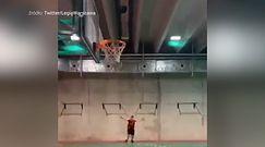 #dziejesiewsporcie: LeBron James z Legii Warszawa